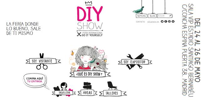 Feria DIY Show slide