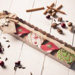 Galletas de adornos de Navidad de Wannacake