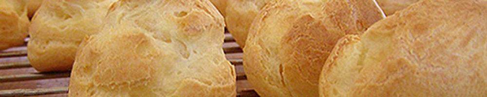 Pasta choux para hacer profiteroles, petisús, relámpagos... (thermomix, tradicional)