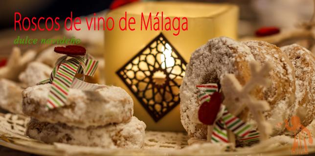 Roscos de vino de Málaga