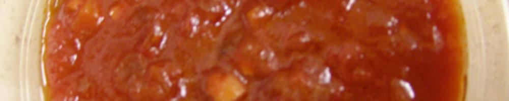 Cómo hacer una salsa de tomate casera