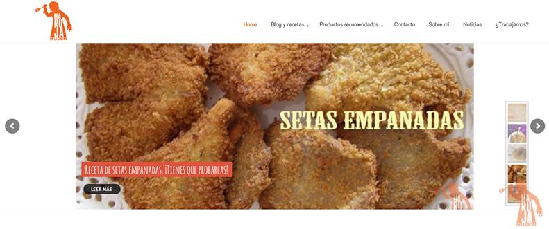 Nueva web de Marujaenlacocina.es