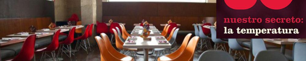 Restaurante 80º, minicomida creativa a baja temperatura
