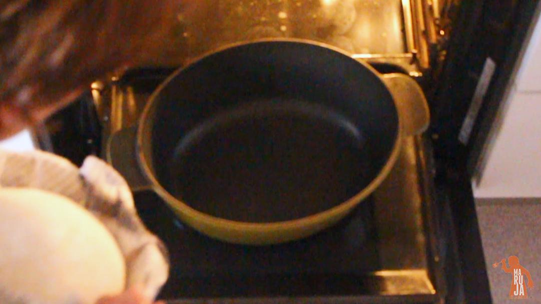 Paso 10 Pan en cazuela de hierro fundido