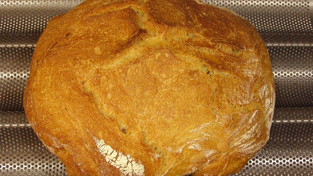 Paso 12 Pan en cazuela de hierro fundido
