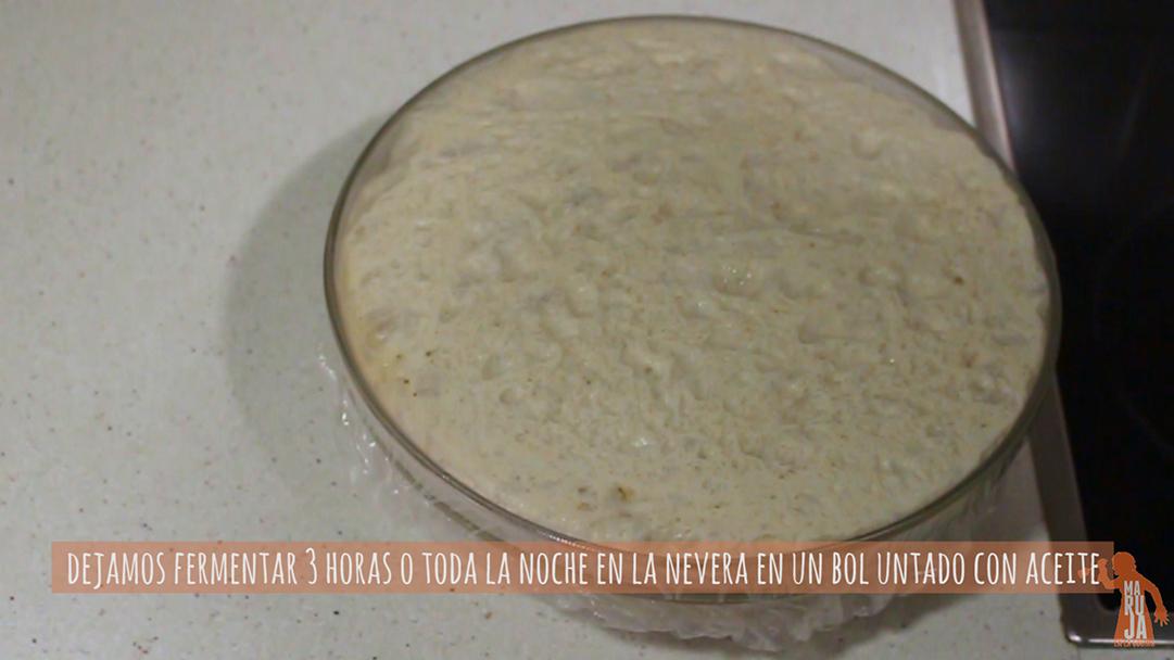 Paso 5 Pan en cazuela de hierro fundido