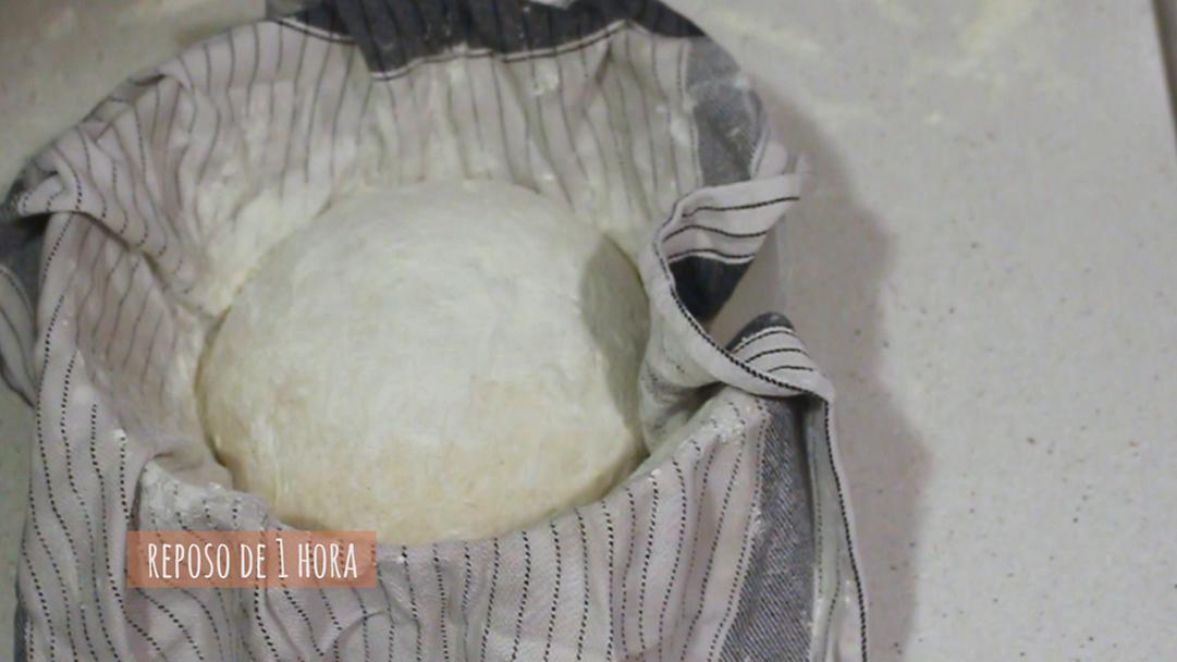 Paso 9 Pan en cazuela de hierro fundido